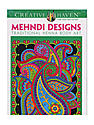 Creative Haven Coloring Books Mehndi Designs