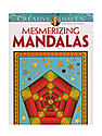 Creative Haven Coloring Books Modern Mandalas