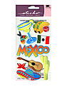 Classic Stickers Mexico 9 pieces
