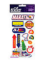 Classic Stickers marathon 13 pieces