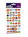 Classic Stickers zoo faces 45 pieces