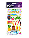 Classic Stickers Hawaiian dream 23 pieces
