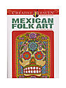 Creative Haven Coloring Books Mexican Folk Art Coloring Book