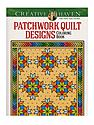 Creative Haven Coloring Books Patchwork Quilt Designs