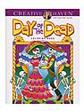 Creative Haven Coloring Books Day of the Dead