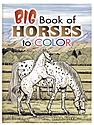 Big Book of Horses to Color Big Book of Horses to Color