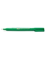 Extra Fine Point Permanent Marker green