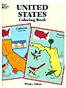 United States Coloring Book United States Coloring Book