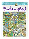 Creative Haven Coloring Books Entangled