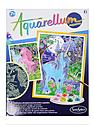 Aquarellum Phospho Kits unicorns 9.8 in. x 12.8 in. set of 2