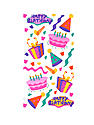 Classic Stickers birthday fun 38 pieces