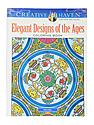 Creative Haven Coloring Books Elegant Designs of the Ages