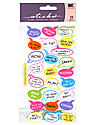 Classic Stickers bubble 22 pieces