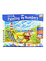 Painting by Numbers seashore