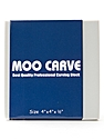 Moo Carve Artist Carving Block 4 in. x 4 in. x 1/2 in.