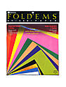 Fold'ems Origami Paper, Assorted Solids pack of 55 4105
