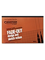 Fade-Out Design and Sketch Vellum - Grid Pad 8 x 8 11 in. x 17 in. pad of 50