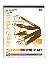 #120 Bristol Pad 11 in. x 14 in. plate finish