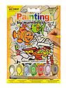 Mini Paint By Number Kits Underwater Treasure