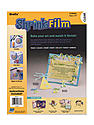 Shrink Film clear 8 1/2 in. x 11 in. pack of 6